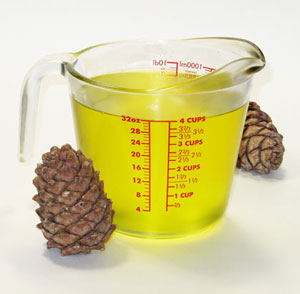 antiparasitic properties of Pine Nut Oil