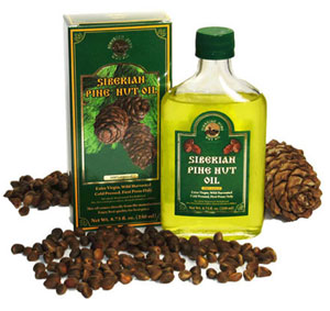 Siberian Pine Nut Oil for ulcer