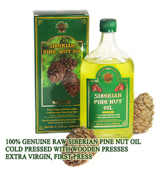 Ulcer Treatment Pine Nut Oil