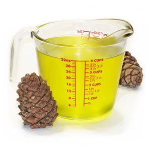 Siiberian Pine Nut Oil - gastritis treatment